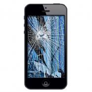 Zbita szyba w iPhone- tylko u nas. Lepsza cena, ta sama gwarancja.