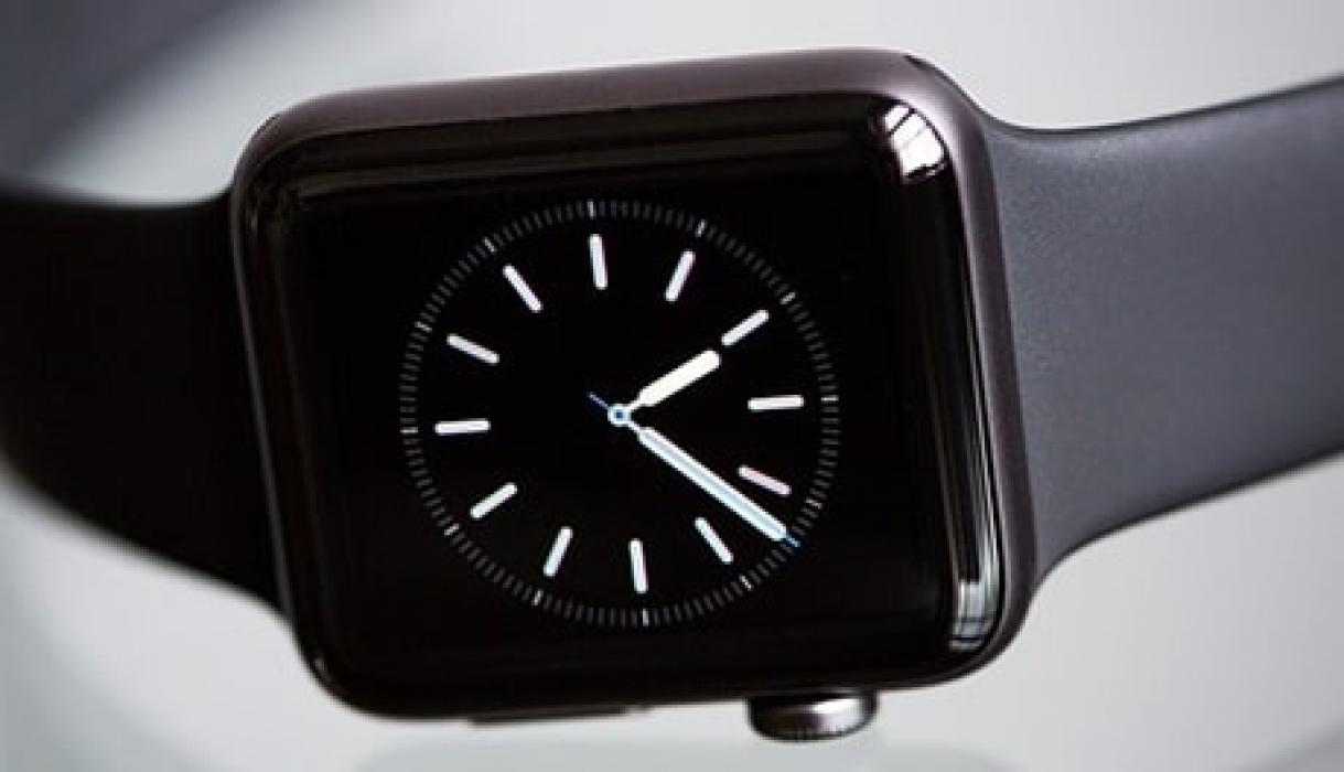 Serwis zegarków Apple