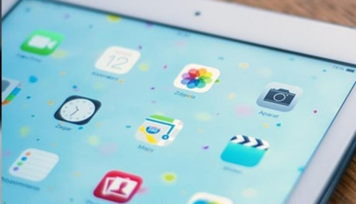 Serwis iPadów